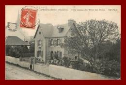 Plougasnou * Villa Annexe De L'hotel Des Bains   ( Scan Recto Et Verso ) - Plougasnou