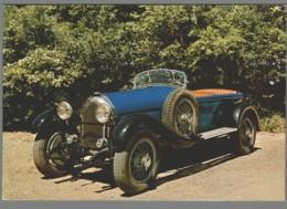 CPM Automobile - Lorraine Dietrich 1925 - Musée De Rochetaillée Sur Saône - Voitures De Tourisme