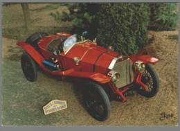 CPM Automobile - SPA 1912 Type Sport - Musée De L'Automobile Du Mans - Voitures De Tourisme