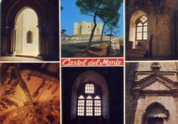 Castel Del Monte - Formato Grande Non Viaggiata – E 14 - Italia