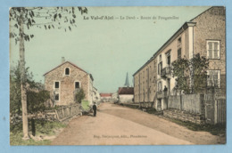 TH0051  CPA  LE VAL D'AJOL  (Vosges)  Le Devô - Route De Fougerolles   ++++++++++ - Andere Gemeenten
