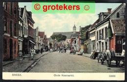 SNEEK Oude Koemarkt Ca 1910 - Sneek