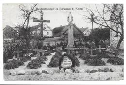 HELDENFRIEDHOF IN BORKOWA B.KOLNO - Polonia