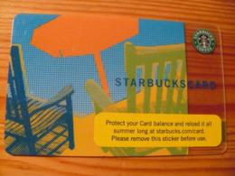 Starbucks Gift Card USA Old Logo - 2006 6034 - Gift Cards