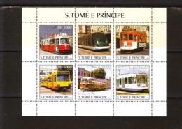2333/8 Véhicules Ferrovières 2003 - Tramways