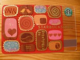Starbucks Gift Card USA Old Logo - 2003 6014 - Gift Cards