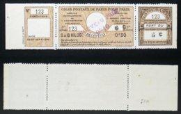COLIS POSTAUX PARIS N° 47 Neuf NSG TB Cote 150€ - Colis Postaux