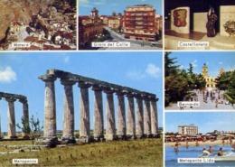 Matera - Metaponto - Gioia Del Colle - Castellanbeta - Formato Grande Non Viaggiata – E 14 - Matera