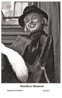 MARILYN MONROE - Film Star Pin Up PHOTO POSTCARD - 201-631 Swiftsure Postcard - Mujeres Famosas