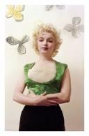 Marilyn Monroe Postcard (1297) - Publisher Pyramid Year 2011 - Size 9x14 Cm. Aprox. - Mujeres Famosas