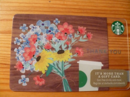 Starbucks Gift Card USA - 2014 6103 - Gift Cards