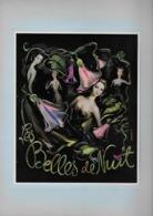 Dossier De Presse - Les Belles De Nuit - René Clair - Werbetrailer