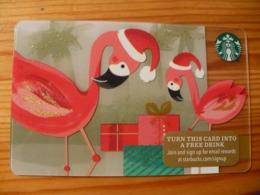 Starbucks Gift Card USA - 2015 6113 Christmas - Gift Cards
