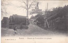 Namur, Entrée Du Funiculaire à La Plante (pk62787) - Namur