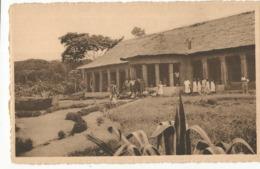 CPA, Congo-Belge , Lombolombo - Wafanda , Laboratoire -Dispensaire,  Ed. Nels - Congo Belge - Autres
