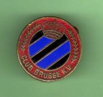 BROCHE *** FOOT CLUB BRUGE K.V. ***  2005 (80-2) - Voetbal