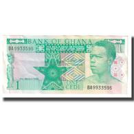 Billet, Ghana, 1 Cedi, 1982, 1982-03-06, KM:17b, TTB - Ghana