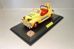 AM.71 CREATIONS PEUGEOT 203 BANANIA 1/43. - Cars & 4-wheels