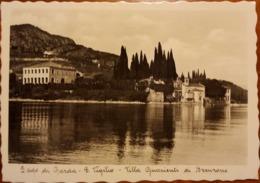 Lago Di Garda - S. Vigilio-  Villa Guarienti Di Brenzone - Verona
