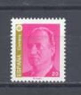 Año 2000 Nº 3775 D. Juan Carlos I - 1931-Hoy: 2ª República - ... Juan Carlos I