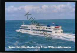 Vakantie-Hospitaalschip M.s. Prins Willem Alexander [AA26 1.233 - Non Classés