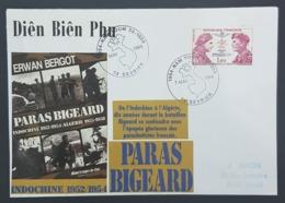 1989 Cover, Enveloppe, Nam Youm 1954-1989, France, Republique Française - France