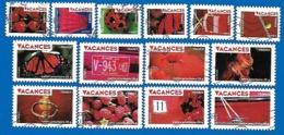 """2009 - """"VACANCES"""" - Série Complète (2) - Frankreich"""