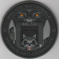 Écusson Police BAC La Défense (92) - Polizia
