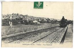 GALLARGUES - Viaduc - Vue Générale - Train - Gallargues-le-Montueux