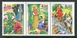 RUSSIA 2004 Bazchow Anniversary  MNH / **.  Michel 1144-46 - 1992-.... Fédération