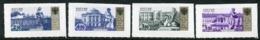 RUSSIA 2004 Reprints Of 2002 Definitives (4)  MNH / **. - Ungebraucht