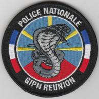 Écusson Police GIPN La Réunion (974) - Polizia