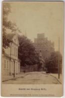 Germany Currently Poland 1890s Cabinet Portrait Photo Strasburg Brodnica City Wilh. Lubrecht Edition Size 11x17 Cm - Poland