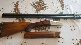 Fusil Superpose Verney Caron Cal 12 / 70 - Autres Collections