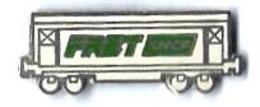 FRET - F16 - WAGON FRET - Verso : SM - TGV