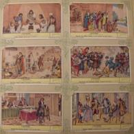 6 Chromo Liebig : L'alchimie. 1960. S 1725 - Liebig