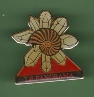 LE PANORAMA ***  2005 (80-2) - Pin's