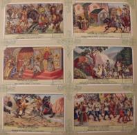 6 Chromo Liebig : Histoire De La Bulgarie. 1960. S 1743 - Liebig