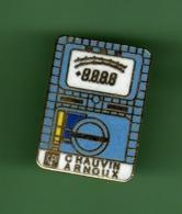 CHAUVIN ARNOUX ***  2005 (80-2) - Pins