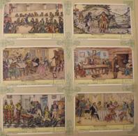 6 Chromo Liebig : Brillat-Savarin. 1960. S 1726 - Liebig