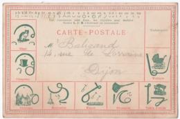 STENOGRAPHIE DUPLOYE. - Cartes Postales