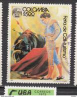 ##24, Colombie, Colombia, 1980, Toréador, Téréro, Corrida, Bullfight, Bullfighter, Costume, Culture, Taureau, Taurus - Colombie