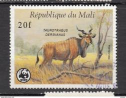 ##24, Mali, 1986, Gibier, Wwf, W.w.f. - Mali (1959-...)