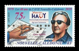 New Caledonia 2019 Mih. 1786 Association Valentin Hauy For Visually Impaired MNH ** - Neukaledonien