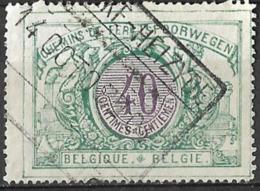 C0.256: LEBBEKE-HEIZYDE : TR34 : Type C-s_k - Chemins De Fer