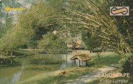 MALASIA. Landscape Kuala Lumpur. 10$. 1993. 52MSAF. (027) - Malasia