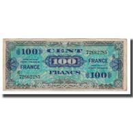 France, 100 Francs, 1944, TTB+, Fayette:VF25.06, KM:123a - Schatkamer
