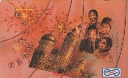 MALASIA. Independence - Merdeka (Puzzle 4/4). 10$. 1992. 27MSAB. (019) - Malasia