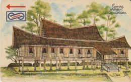 MALASIA. Rumah Negri Sembilan. 5$. 1992. 22MSAC. (024) - Malasia