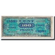 France, 100 Francs, 1944, TTB, Fayette:VF25.03, KM:123a - Schatkamer